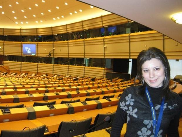 Aneta Gonța PC: arhivă personală