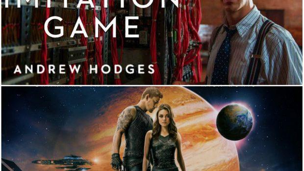 (video) Filmele săptămânii pe care să le vizionezi: The Imitation Game și Jupiter Ascending
