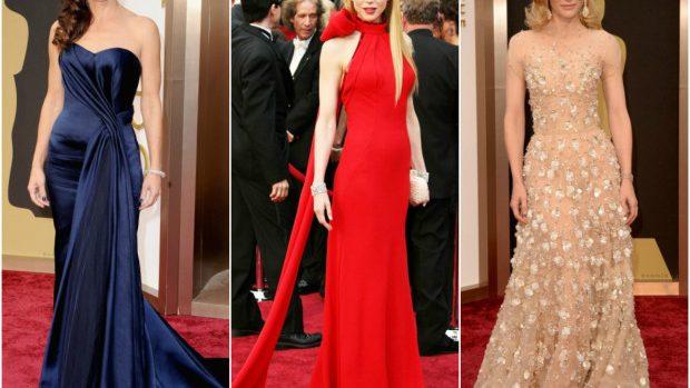 (foto) Top 15 cele mai spectaculoase rochii de la Oscar din ultimii 10 ani