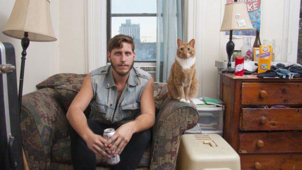 (foto) Bărbații își iubesc pisicuțele