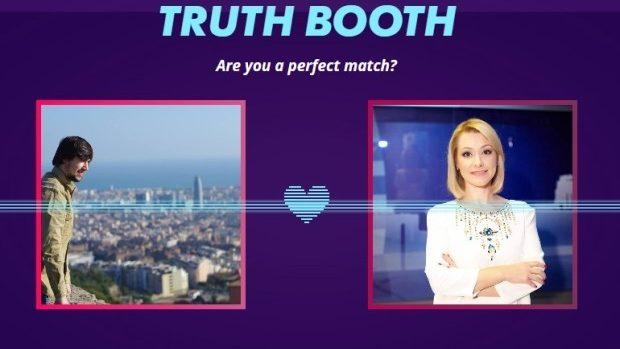 Aplicația Adevărului: Află ce șanse ai cu persoana care-ți place