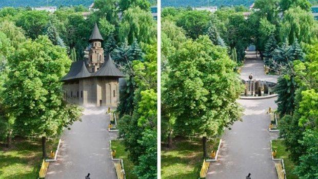 Sondaj inedit în Soroca: Locuitorii sunt întrebați dacă vor sau nu o biserică în parc
