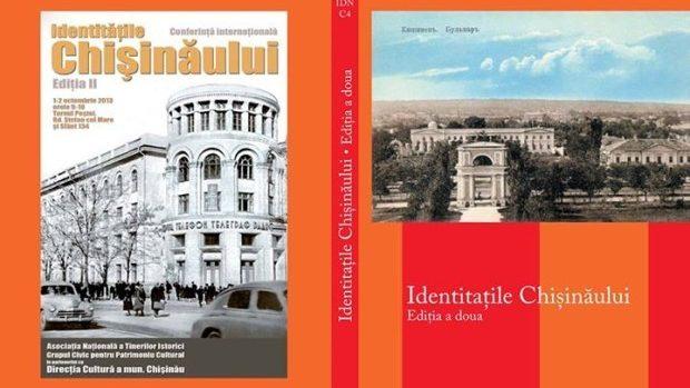 """(foto) """"Identitățile Chișinăului"""" reînvie într-o cercetare istorică"""
