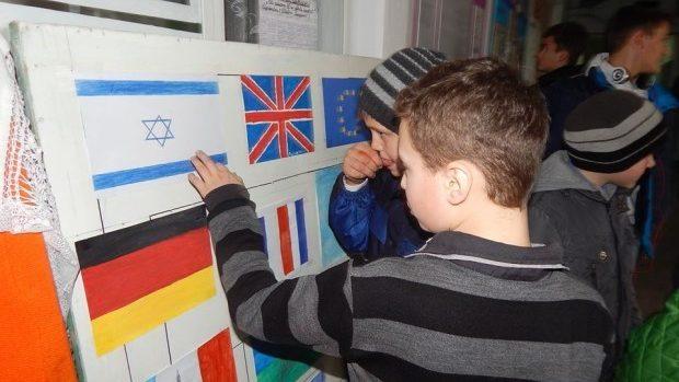 """Tinerii din Hîncești au ales: """"Noi facem parte din Europa"""""""