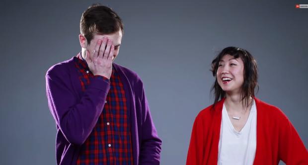 (video) Experiment: Câți parteneri sexuali ai avut înainte de relația în care te afli