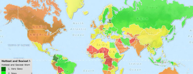 (foto) Hărțile pe care nu le-ai văzut în manualele de geografie