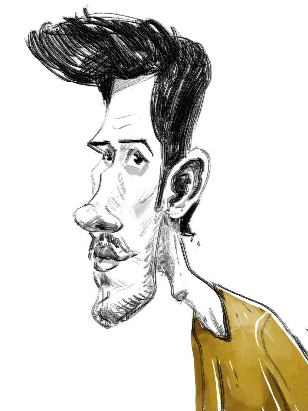 Autoportret. PC: Octavian Curoșu