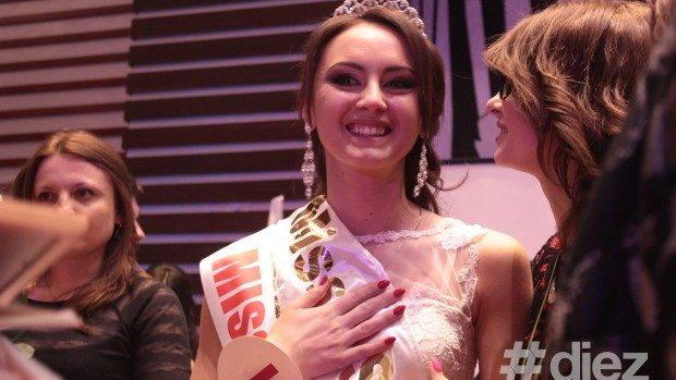 (foto) Olesea Cernavca a fost desemnată Miss ASEM 2015