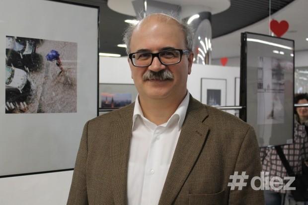 Anatol Poiată, președintele Uniunii Artiștilor Fotografi din Moldova (UAFM)