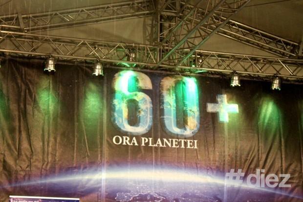 Ora Planetei în Chișinău