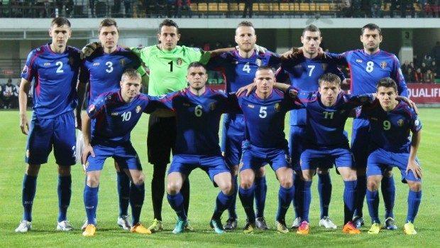 Lotul final al naționalei Moldovei pentru meciurile cu Austria și Muntenegru