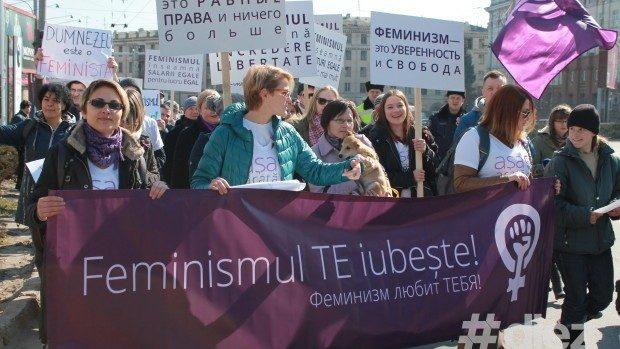 Feminism Moldova: Scuzele lui Chirtoacă nu fac decât să trimită femeile înapoi la bucătărie