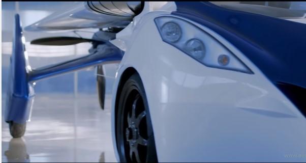 (video) Un nou startup încearcă să creeze automobile zburătoare
