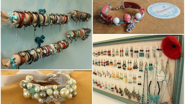 (foto) Beauterie – frumusețea bijuteriilor handmade adunată într-un showroom la Chișinău