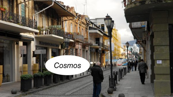 (foto) Proiectul Cosmos: Cum poate fi transformat Chișinăul vechi într-un oraș de basm