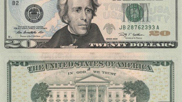 Chipul unei femei ar putea apărea pe bancnota de 20 de dolari în SUA
