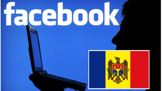 (grafic) Numărul utilizatorilor de Facebook din Moldova a ajuns la 500.000