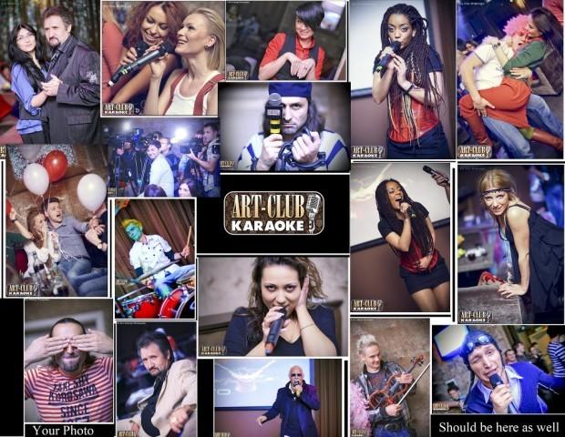 PC: Art Club Karaoke