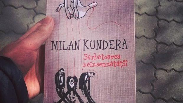 27 citate din cele mai citite cărți ale lui Milan Kundera