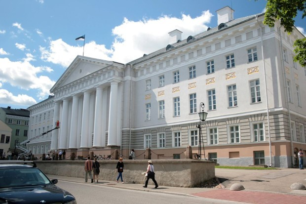 Universitatea din Tartu, Estonia PC: wikimedia.org