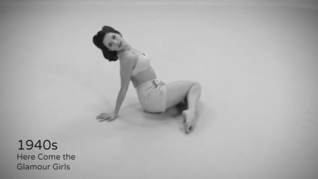 (foto, video) Descoperă cum făceau femeile sport pe parcursul la o sută de ani