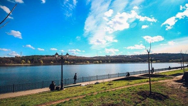 (video) Panorama văzută în Parcul Valea Morilor de fotograful Ion Pleș Alexandru