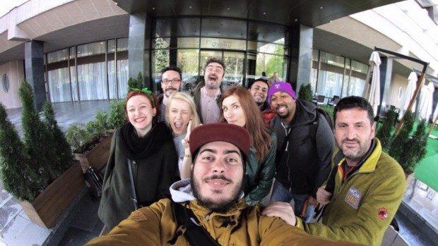 """(foto) """"Cricova a întrecut așteptările mele"""" – primele impresii ale bloggerilor ce Descoperă Moldova"""
