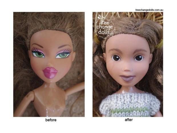 PC: Facebook/Tree Change Dolls