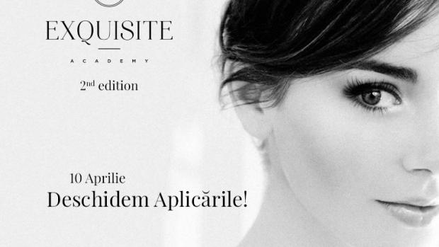Exquisite Academy deschide aplicările pentru o a doua ediţie selectă