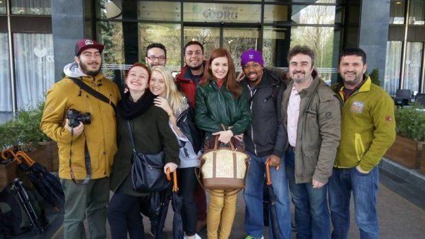 """Cu ce impresii au rămas bloggerii care au Descoperit Moldova: """"Îmi plac moldovenii, limba lor este dulce și melodioasă"""""""