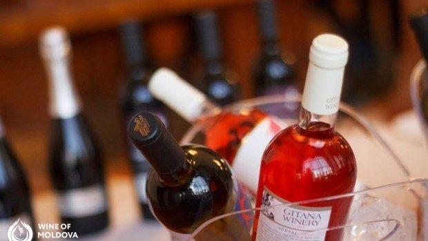 Vinul Moldovei, promovat pe cea mai mare piață din lume – SUA