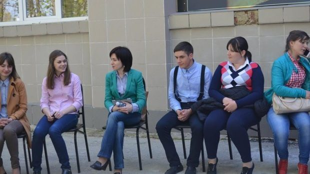 Maia Sandu: Membrii Consiliului Național al Elevilor – cei mai buni avocați ai reformelor în educație