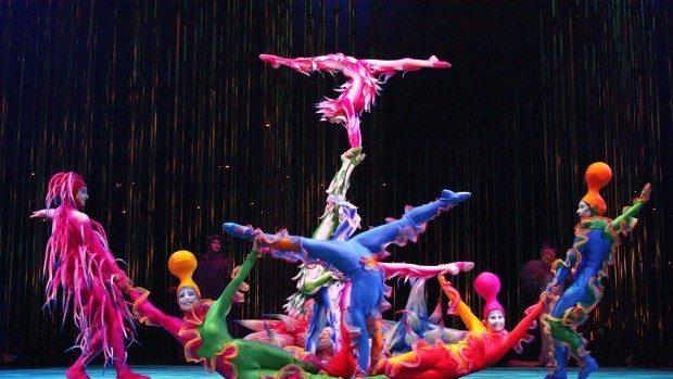 Compania Cirque du Soleil va fi vândută contra sumei de 1,5 miliarde de dolari