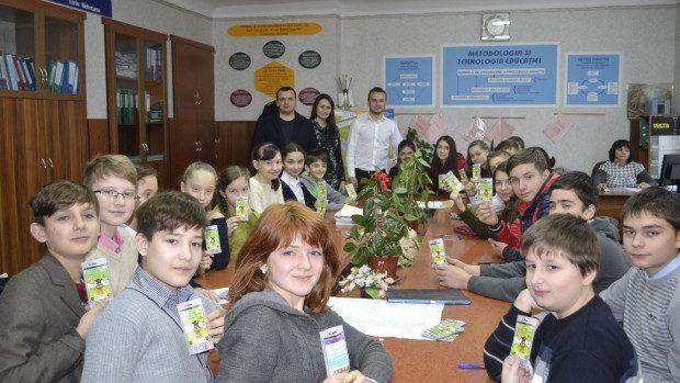 Europa pentru Moldova: Noi metode de comunicare între copii și polițiști – Reforma înseamnă să ne cunoaștem drepturile
