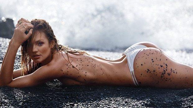 (foto, video) Fii cea mai atractivă pe plajă în costumul de baie Victoria's Secret