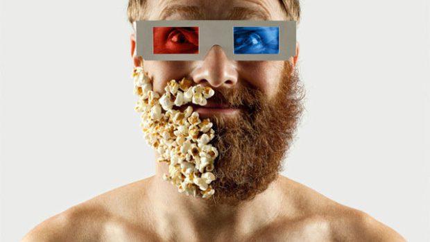 (foto) Autoportretele unui fotograf ce și-a recreat barba jucăuș