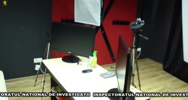 (video) Afacere cu video chat destructurată. 250 de fete activau în calitate de modele