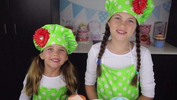 (video) O fetiță de 8 ani câștigă 127 mii dolari lunar datorită canalului său de pe YouTube