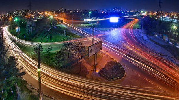 Traficul rutier va fi suspendat parțial pe strada Ion Creangă în această săptămână
