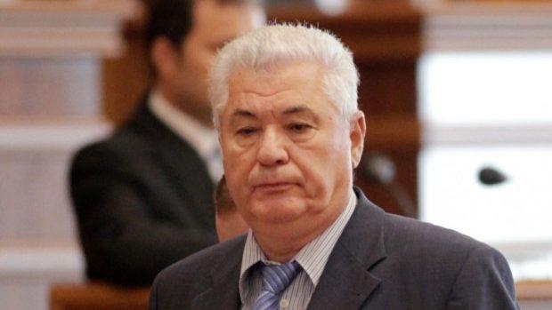 Liderul PCRM, Vladimir Voronin, va insista asupra demiterii Maiei Sandu