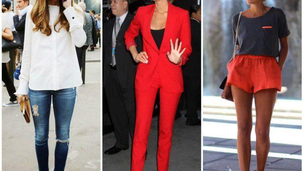 (foto) Ghid practic: De la A la Z despre ținutele de culoare roșie