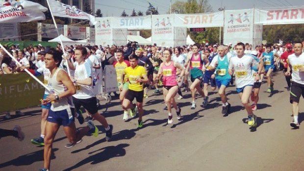 (foto) Primul Maraton Internațional de la Chișinău văzut în pozele de pe Instagram