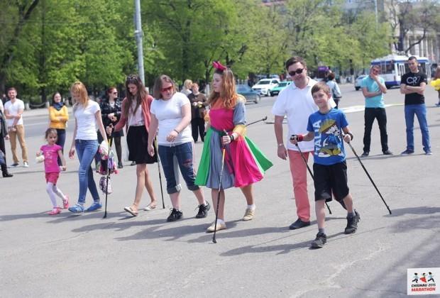 O diavoliță PC: Chisinau Marathon