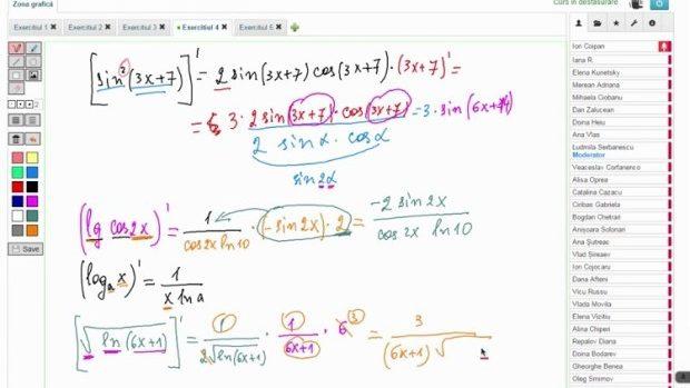 (video) BAC 2015: Pregătiți-vă online de examenul la matematică