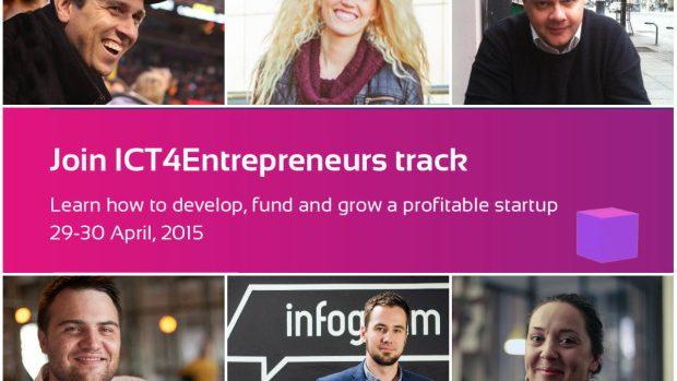 ICT Summit 2015: Lista completă a speakerilor de la sesiunea pentru antreprenori