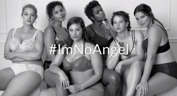 (foto, video) #ImNoAngel: Campania ce promovează sexualitatea femeilor corpolente