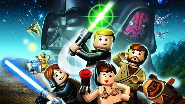 """(foto) Lego a recreat posterele """"Star Wars"""" în propria versiune"""