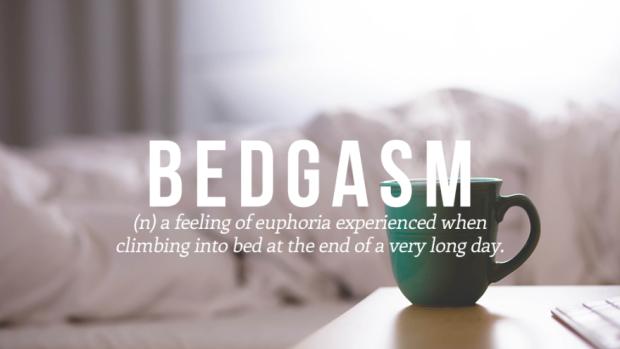 (foto) Bedgasm sau Hiberdating: 24 de cuvinte noi care ar trebui adăugate în dicționarul englez