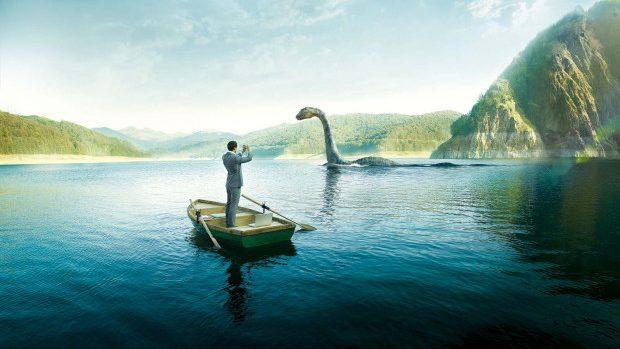 (video) Urmărește monstrul din lacul Loch Ness pe Google Maps