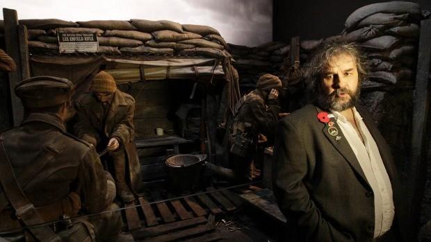 """Peter Jackson – De la """"Hobbit"""" la lansarea unei expoziții despre Primul Război Mondial"""